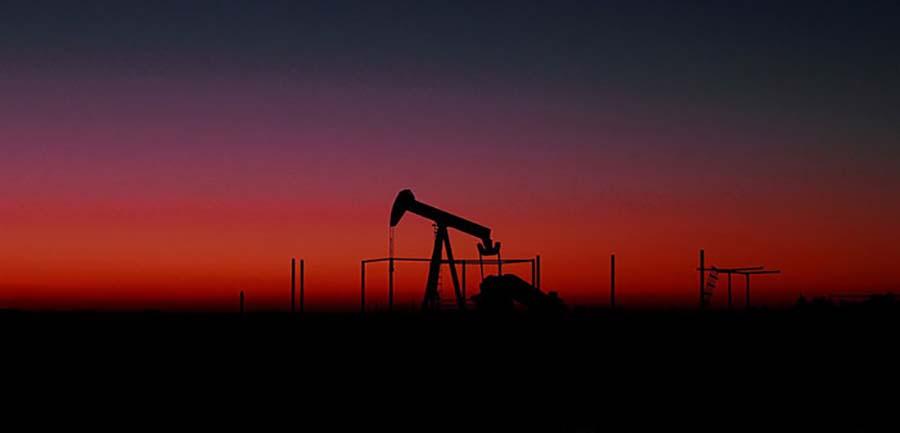 Extraction du pétrole.